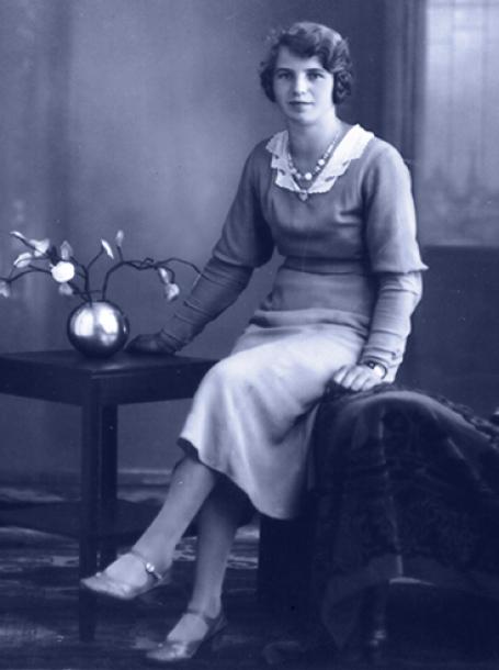 Mejuffrouw M.C. van Beek